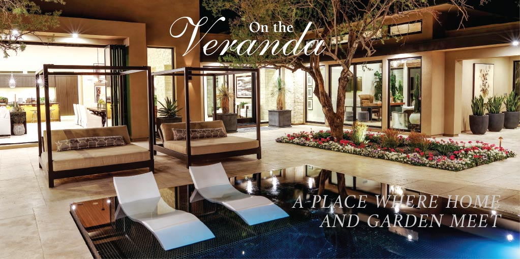 On The Veranda, Luxury Patio Furniture